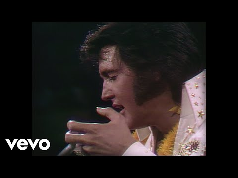 Elvis Presley - I'm So Lonesome I Could Cry (Aloha From Hawaii, Live in Honolulu, 1973)