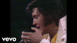 Elvis Presley - Im So Lonesome I Could Cry (Aloha From Hawaii, Live in Honolulu, 1973) YouTube Videos