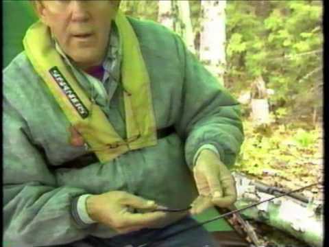 Ray Scott Rigging Slider Worm June 1995
