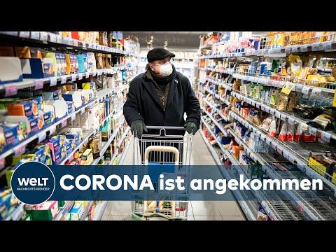 CORONAVIRUS: Deutschland im Corna-Stresstest - Wie Covid-19 unseren Alltag veändert