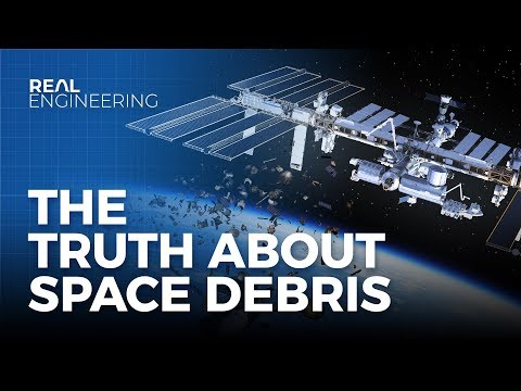 The Truth About Space Debris