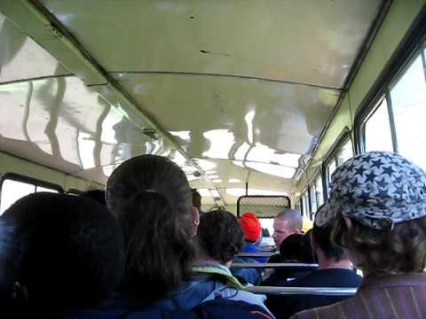 Lesotho Bus Ride