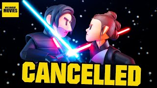 The Cancelled STAR WARS Episode 9 Animated