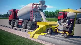 Road construction technology | revolutionary invention of road construction | Dahir insaat |