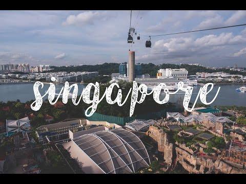 2D1N Singapore Trip- First Oversea Wedding Assignment!