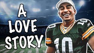 "JORDAN LOVE'S STORY: ""A LOVE STORY"" (PACKERS)"