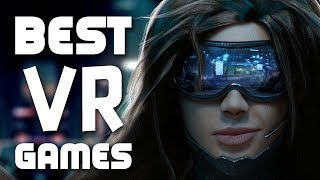Top 25 AMAZING Android VR Games 2018 | Daydream