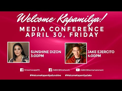 Welcome Kapamilya! | Media Conference | April 30, 2021