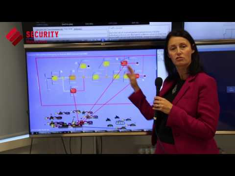 Oxford Cyber Security Centre with Professor Sadie Creese