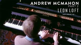 "Andrew McMahon performs ""High Dive"" & ""Black and White Movies"" live at the Leon Loft"