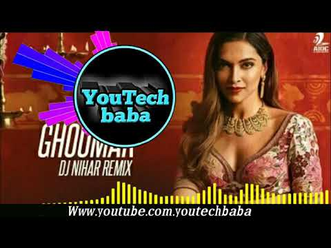 Ghoomar || Robotic Trap Mix || Patmavat || Kings United || Youtech Baba || 200 Subscriber Special ||