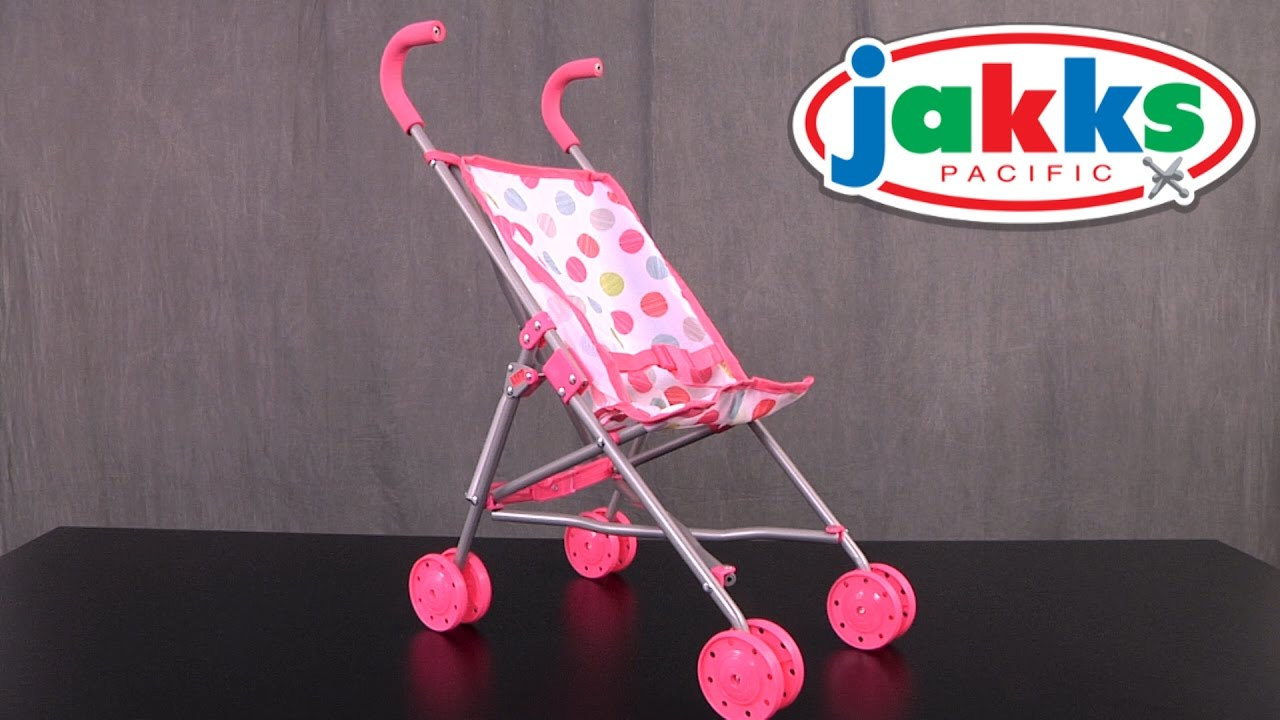Perfectly Cute Baby Doll Fold Up Stroller
