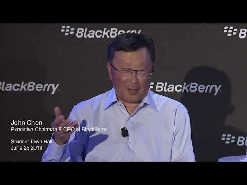 Explore our student opportunities at BlackBerry