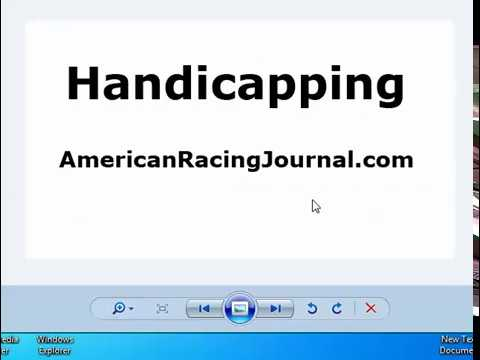How To Read The Racing Form  How To Win At Horse Racing  Youtube