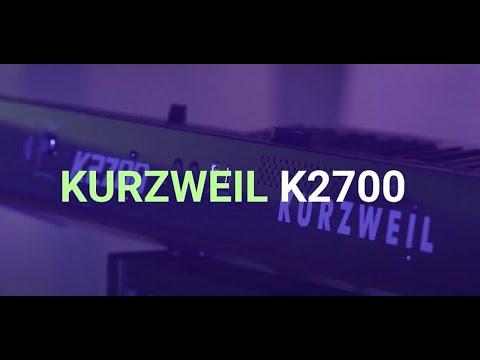Kurzweil K2700: Launch