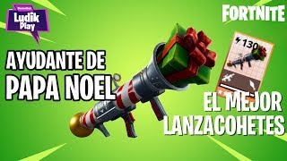 NOEL LEVEL 130 PAPA HELPER, THE BEST LAUNCH! FORTNITE SAVE THE WORLD SPANISH GUIDE