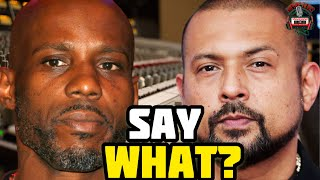 Sean Paul Finally Addresses DMX Dissing Him Before He Died!