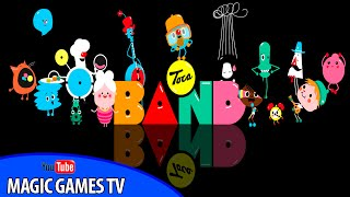 Toca Band (iPad Gameplay Video)