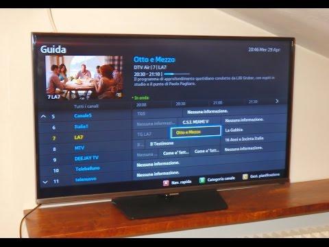 TV Samsung UE32H5000 Tools Functions Settings Options Media Player Divx Usb
