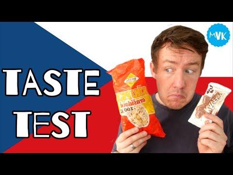 Download Youtube: TASTING CZECH TREATS
