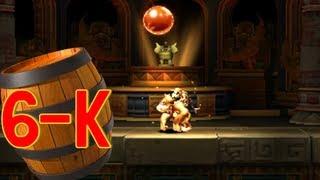 Donkey Kong Country Returns 3D: World 6-K Perilous Passage