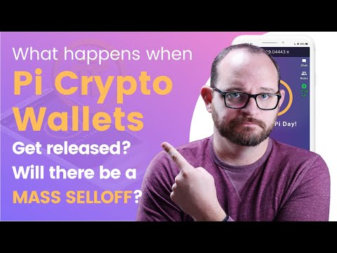 What Happens When #Pi Crypto Wallets Get Released? Will There Be A MASS SELLOFF?