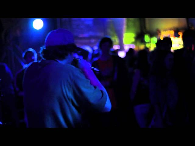 Demograffics- Machinegun Rap II Live