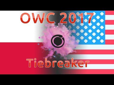 OWC 2017 Finals | Poland vs United States Tengaku Tiebreaker w/Chat Reaction!