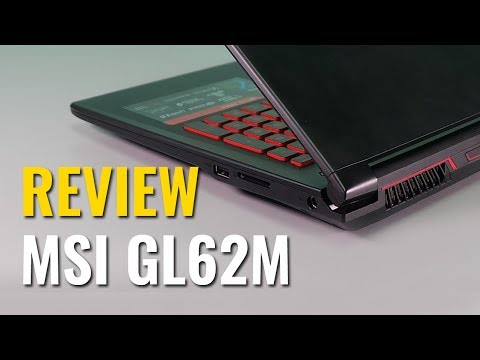 The Most Powerful Cheap Gaming Laptop? MSI GL62M-7REX Review | Kaby Lake, 1050TI
