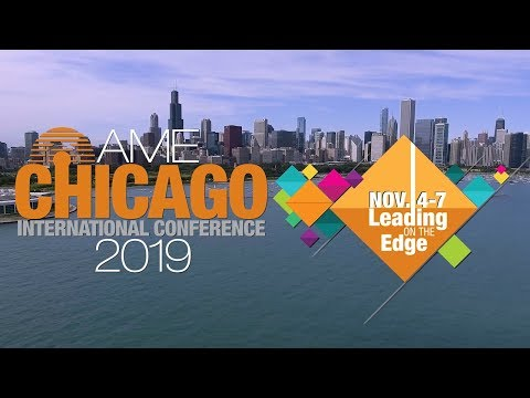 AME Chicago 2019 Conference Preview