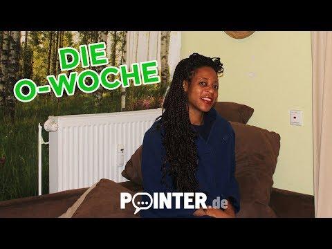 Ruth vloggt - International Welcome Week und Orientierungswoche