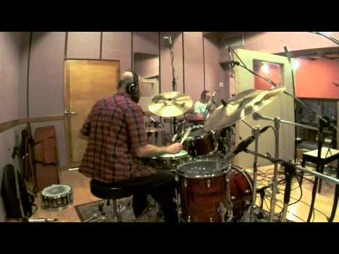 Funk/New Orleans drumming (studio session)