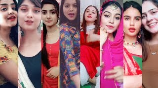 Musically punjabi girls tiktok video #15 | kade kade ji karda tenu... | tiktok punjab | askofficial
