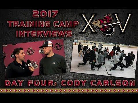 Atlanta Gladiators Training Camp Interviews: Day Four
