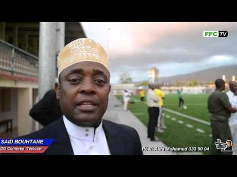SAID BOUHTANE Dg Comores Télécom