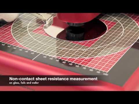 EddyCus TF lab - Sheet Resistance Measurement Device