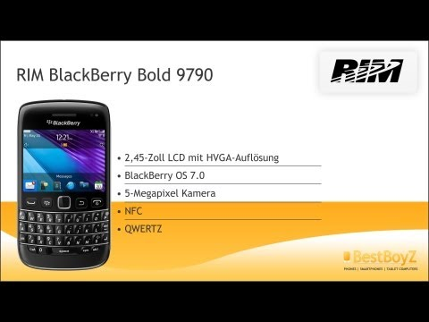 Review: RIM BlackBerry Bold 9790 | BestBoyZ