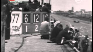 Formula 1 1965 Dutch Grand Prix Highlights (ESPN Classic)