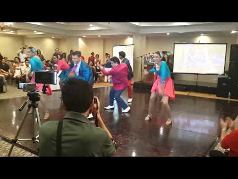 Rueda de Casino - Presentación de Salsa Nicaragua | Honduras Salsa y Bachata Congress 2013