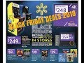 WALMART BLACK FRIDAY AD 2018 - Finally It's Here!!!!