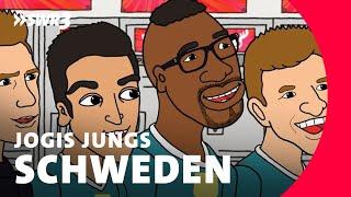 Jogis Jungs – Kenne Deinen Gegner: Schweden