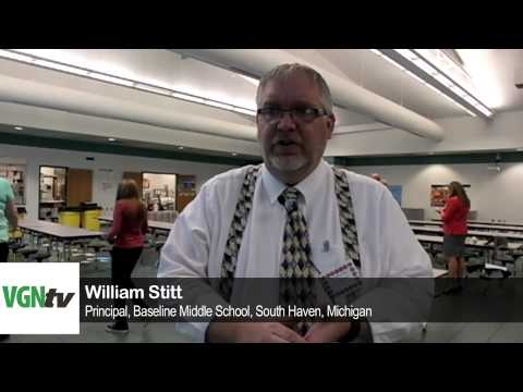 Partnership puts Salad Bars in Michigan Schools.