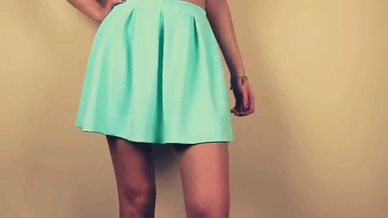 Видео сшить юбку колокол своими руками