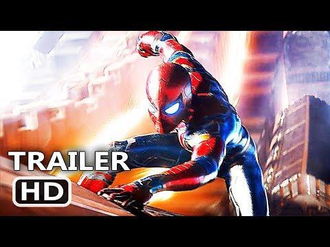 Download Youtube: AVENGERS 3 INFINITY WAR International Trailer (2018) Superhero Marvel Movie HD