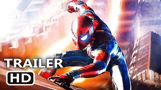 AVENGERS 3 INFINITY WAR International Trailer (2018) Superhero Marvel Movie HD