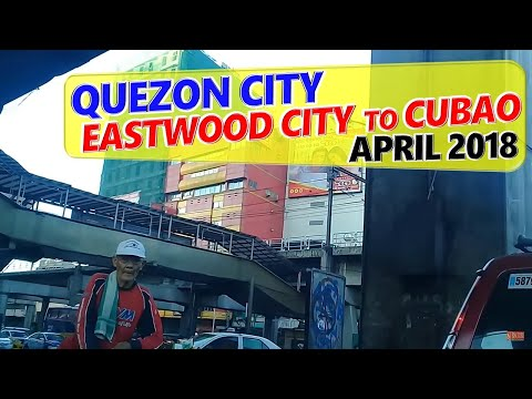 Libis, Quezon City to Sta Mesa, Manila ◈ City Tour
