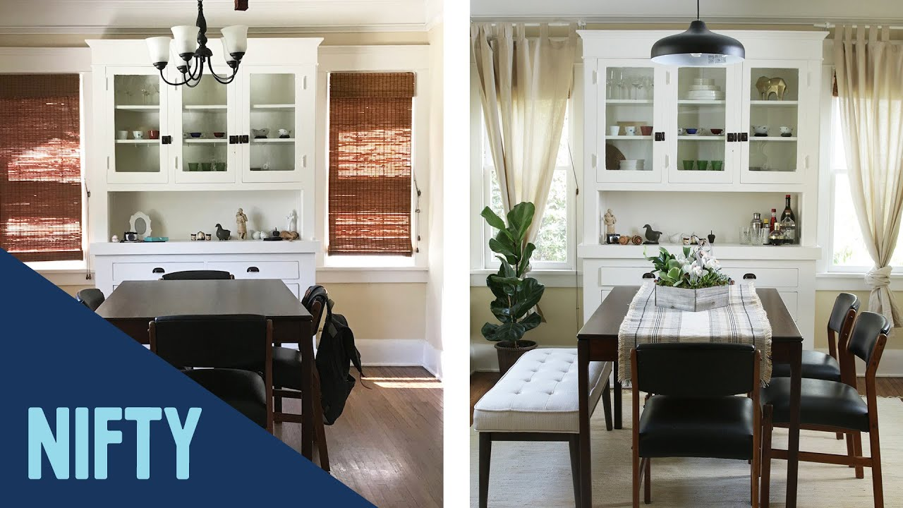 3 Simple Ways To Upgrade A Dining Room Youtube