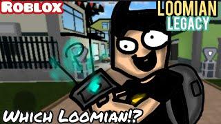 I got a Loomian! (Roblox Loomian Legacy)