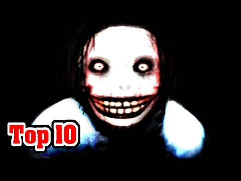Top 10 SCARIEST Creepypastas Ever Told!