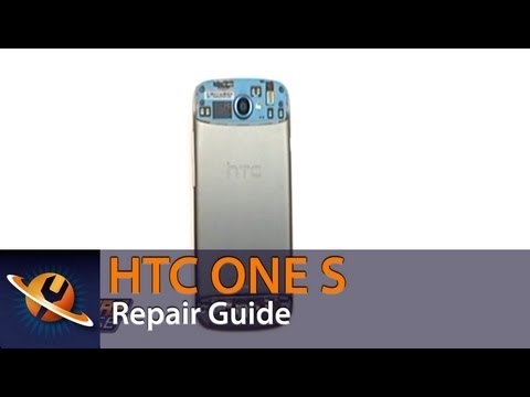 HTC One S Screen Replacement Repair Guide